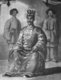Minh Mạng (1791–1841) was the second emperor of the Nguyen Dynasty of Vietnam, reigning from 14 February 1820 until 20 January 1841. He was a younger son of Emperor Gia Long, whose eldest son, Crown Prince Canh, had died in 1801.<br/><br/>  He was well known for his opposition to French involvement in Vietnam and his rigid Confucian orthodoxy. As Gia Long aged, he took on a more isolationist foreign policy, and as a result favored Minh Mang especially for his outlook.<br/><br/>  Minh Mang was a classicist who was regarded as one of Vietnam's most scholarly monarchs. He was known as a poet and was regarded as an emperor who cared sincerely about his country and paid great attention to its rule, to the extent of micromanaging certain policies. He pursued a sceptical policy to Christian missionaries, often trying to inhibit their activities by administrative means, and later by explicitly banning proselytisation.